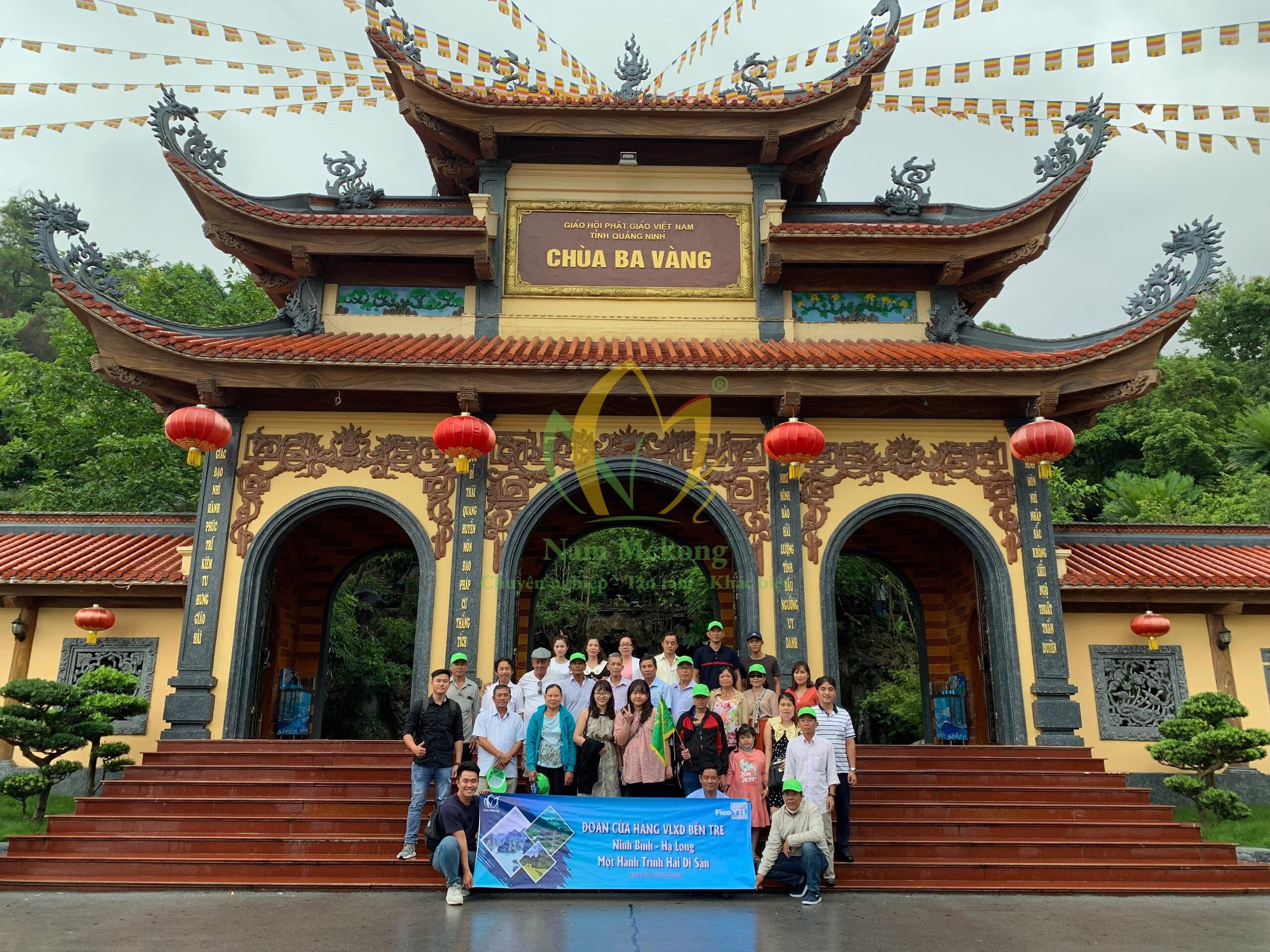 Một Hành Trình Hai Di Sản – Nammekong Travel
